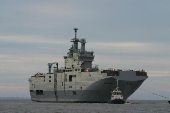 у НАТО не хватит денег для выкупа Мистралей