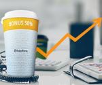 Forex-бонус на депозит до 50%