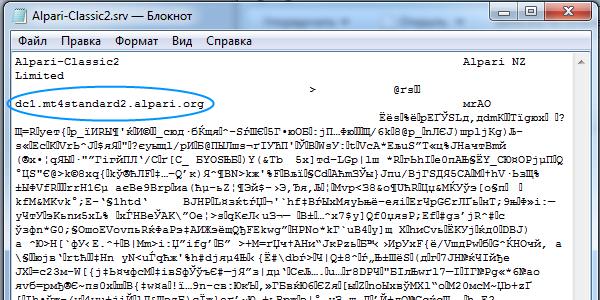 Forex4you адреса серверов график eur/usd форекс на 13.02.2012